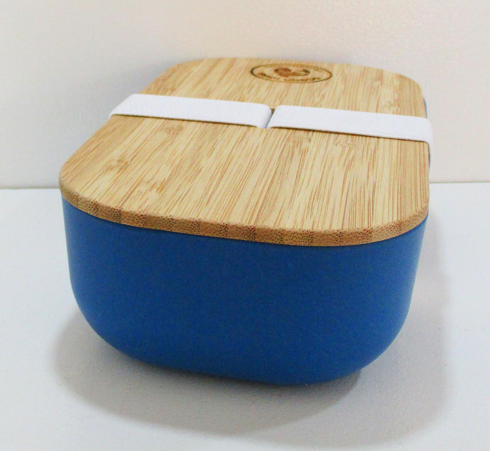 Ocean Wise Bamboo Lunch Box
