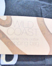 Gift Shop: Wild Coast cotton shopping bag