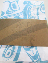 Wild Coast cotton shopping bag