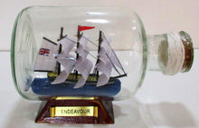 Gift Shop: Endeavour (Ship in a Bottle, Medium)