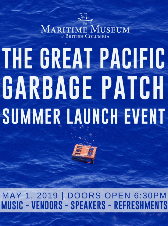 Summer Launch Event: The Great Pacific Garbage Patch