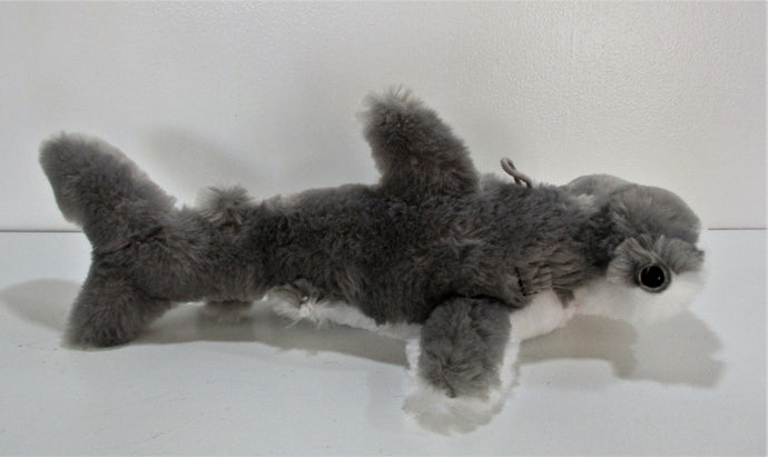 Hammer Head Shark Plushie