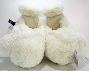 Harp Seal Slippers - large/adult size