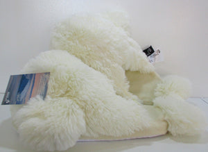 "Gift Shop: Harp Seal Slippers (large - 9.5"")"