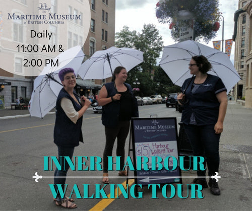 Tours: Inner Harbour Walking Tour