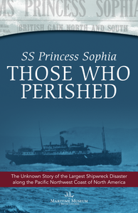 New Book: SS Princess Sophia, Those Who Perished