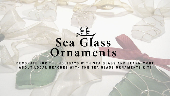 Sea Glass Ornaments Kit