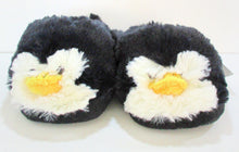 "Penguin Slippers - small/kids (7"")"