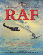 """An Illustrated History of the RAF: Battle of Britain 50th Anniversary Commemorative Edition"" (used book)"