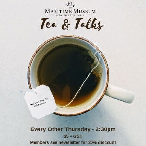 Virtual Program: Tea & Talks