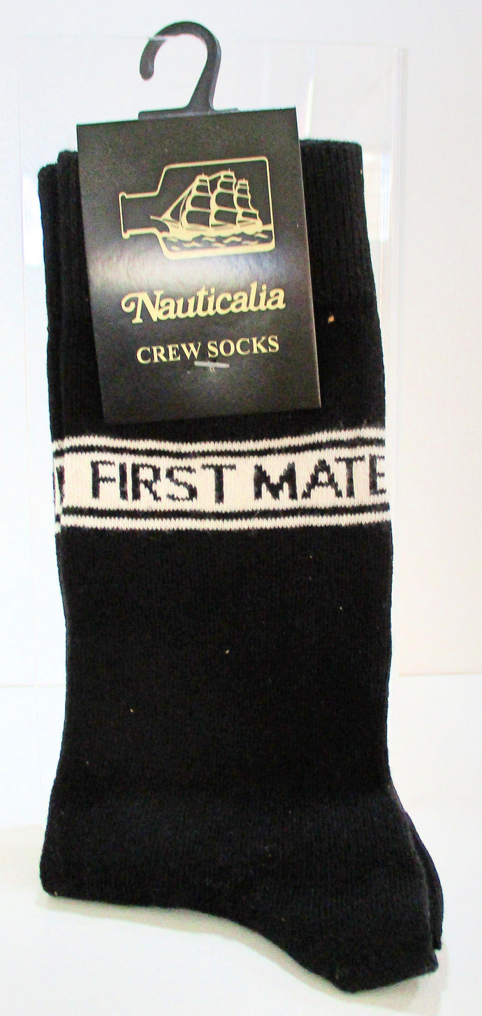 First Mate Socks
