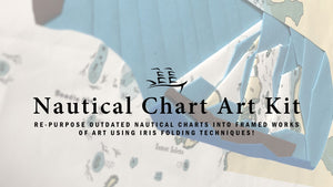 Nautical Chart Art