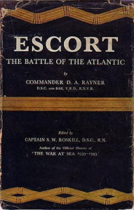 """Escort: The Battle of the Atlantic"" (used book)"