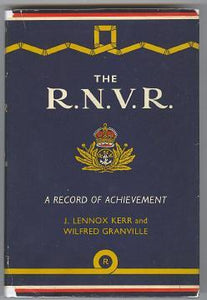"""The R.N.V.R.: A Record of Achievement"" (used book)"