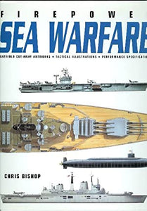 """Firepower: Sea Warfare"" (used book)"