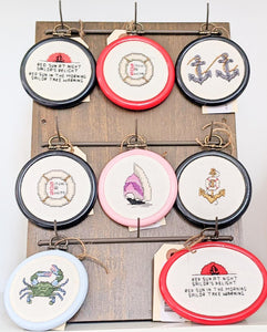 Needlepoint - Assorted - Small