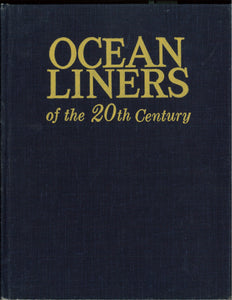 """Ocean Liners of the 20th Century"" (used book)"