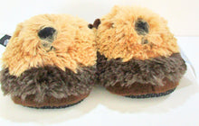 "Otter Slippers - small/kids (7"")"