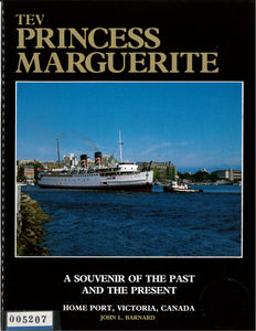 """TEV Princess Marguerite: A Souvenir of the Past and the Present"" (used book)"