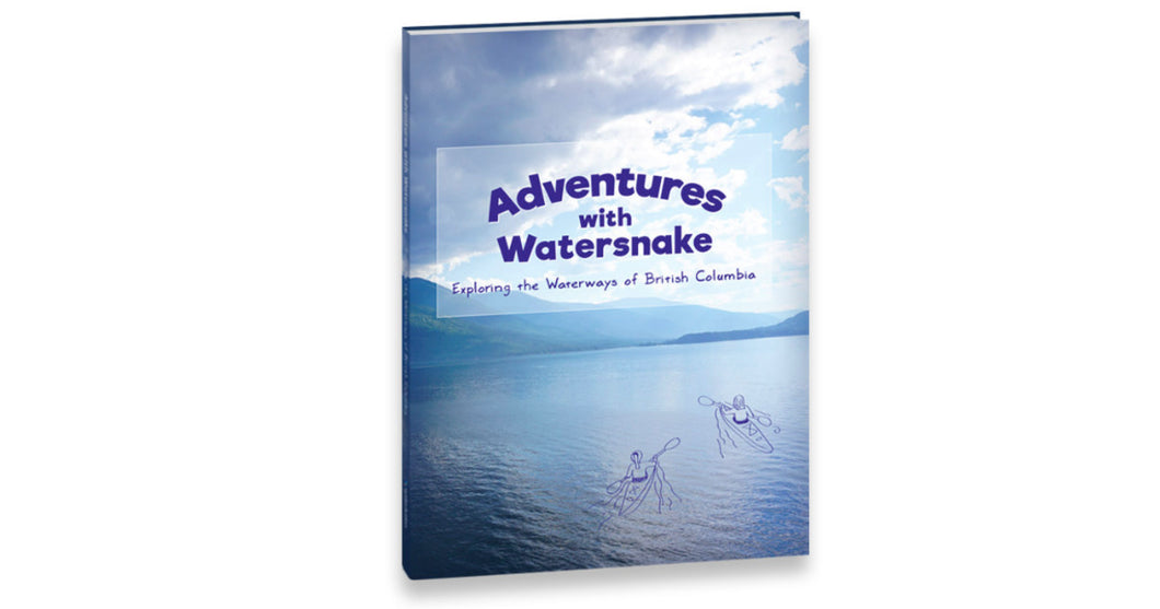 New Book: Adventures with Watersnake