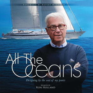 """All the Oceans: Designing by the Seat of My Pants"""