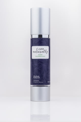 Hemp Silky Body Moisturizer