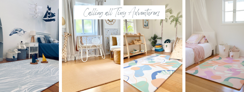 Introducing the Tiny Adventurers Collection