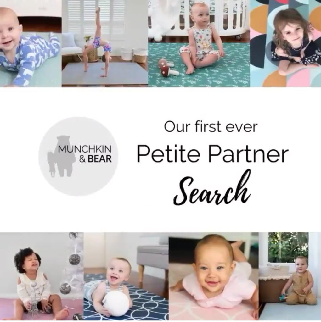 Our first ever Petite Partner Search