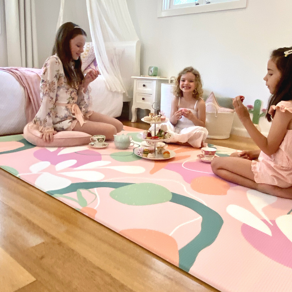 New: Large Oasis Play Mat - Bloom