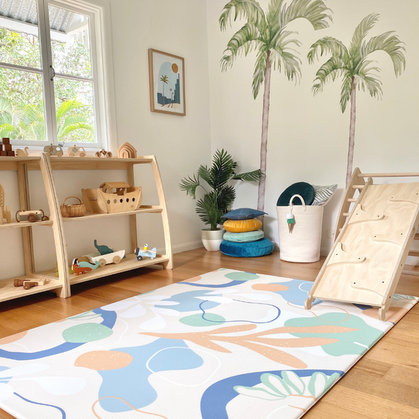 Large Oasis Play Mat - Desert