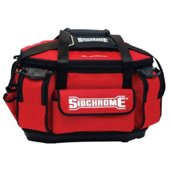 Sidchrome SCMT50001 Heavy Duty Round Mouth Tool Bag