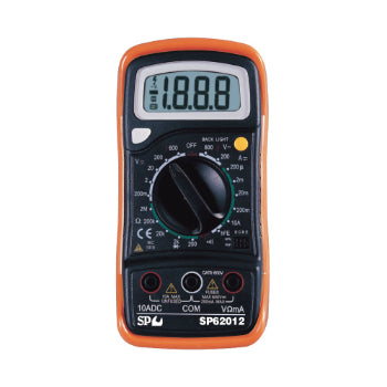 SP Tools SP62012 Electrical Digital Multimeter