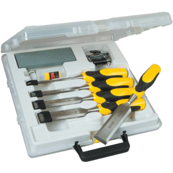 Stanley 5-16-421 5 Piece Wood Chisel Set