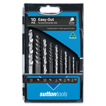 Sutton M603S20L  Screw Extractor Sets – Easy-Out