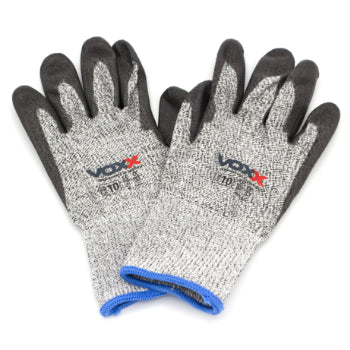 VOXX C5PUD10 Glove C5 Cut 5 With PU Palm (X-Large)