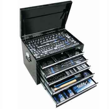 SP Tools 50102 249pc Metric/SAE Custom Series Tool Kit