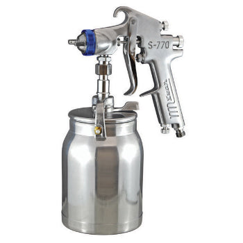 Star S770-31S Spray Gun & 1L Pot - 2.0mm Nozzle