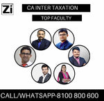 CA Inter- New Syllabus Taxation Video Lectures For May 20/Nov 20