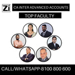 CA Inter- New Syllabus Advance Accounting  Video Lectures For May 20/Nov 20