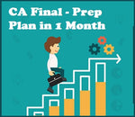 Strategy to Revise full Course of CA Final May 20 Exam in One Month