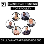 CA Inter- New Syllabus Accounting  Video Lectures For May 20/Nov 20