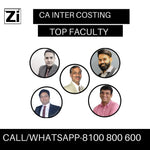 CA Inter- New Syllabus Cost and Management Accounting Video Lectures For May 20/Nov 20