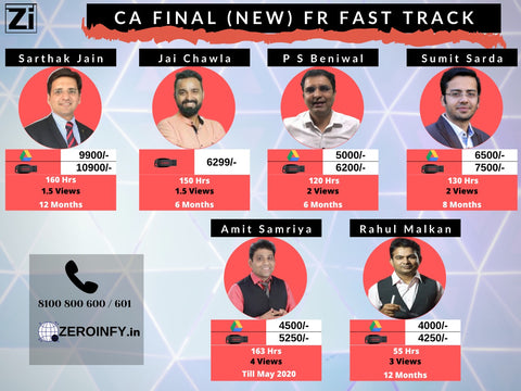 FR Fast Track (New)