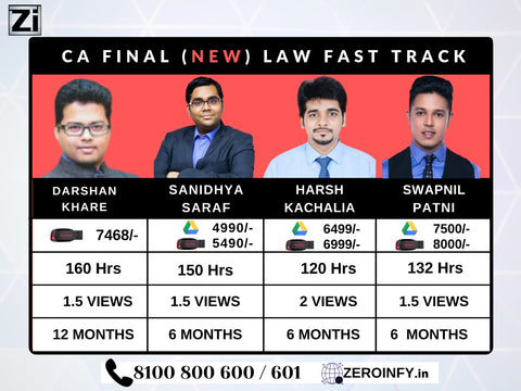 Law Fast Track (New)