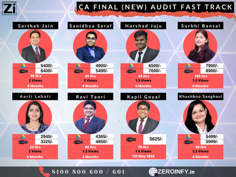 Audit Fast Track (New)