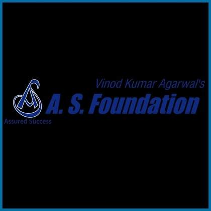 Vinod Kumar Agarwal's AS Foundation