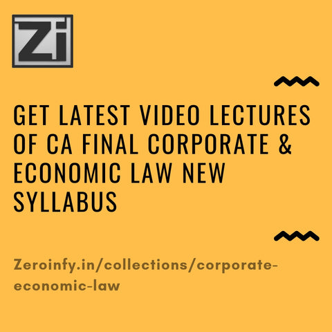Corporate & Economic Law