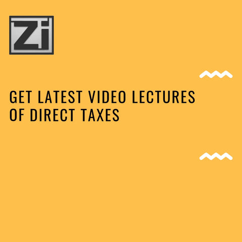 Direct Tax Old New Syllabus