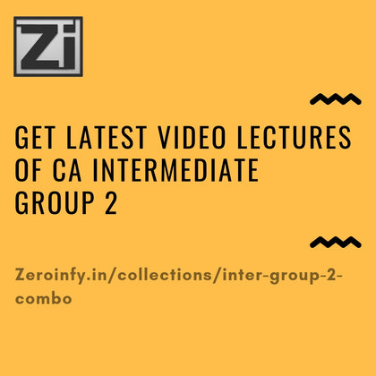 CA Intermediate Group 2 Combo Course