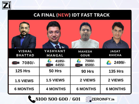 Indirect Tax Fast Track (New)